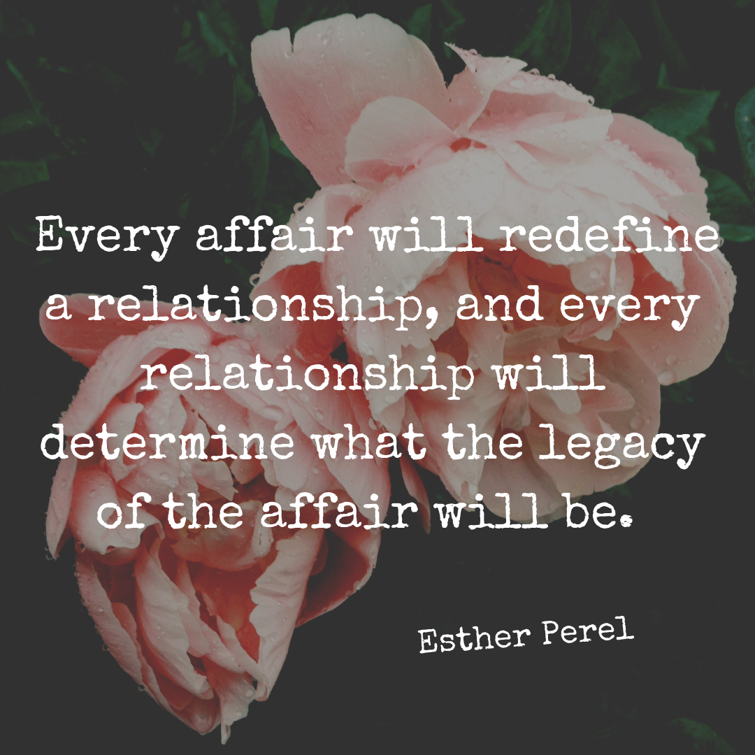 Rebuilding marriage after affair  After the Affair: How to
